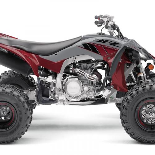 2020 Yamaha YFZ450R SE Gallery Image 3