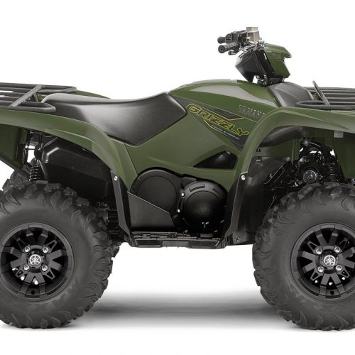 2020 Yamaha GRIZZLY EPS Gallery Image 2