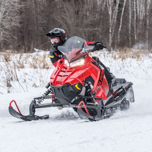 2021 Polaris INDY® XC® 137 Gallery Image 1