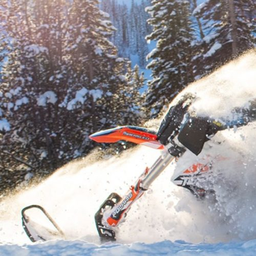 2021 Timbersled RIOT S Gallery Image 1