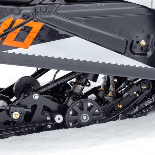 2021 Yamaha SIDEWINDER X-TX SE 146 Gallery Image 4