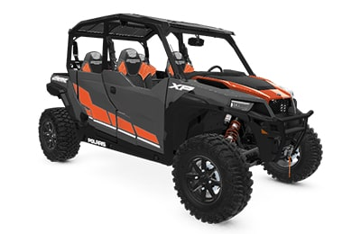 2020 Polaris GENERAL® XP 4 1000 Deluxe