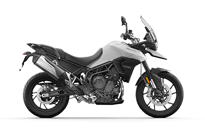 Triumph Tiger 900 Pure White