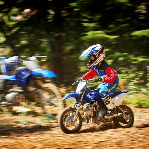 2020 Yamaha TT-R50E Gallery Image 4