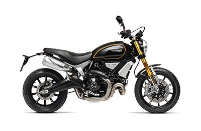 2021 Ducati Scrambler 1100 Sport