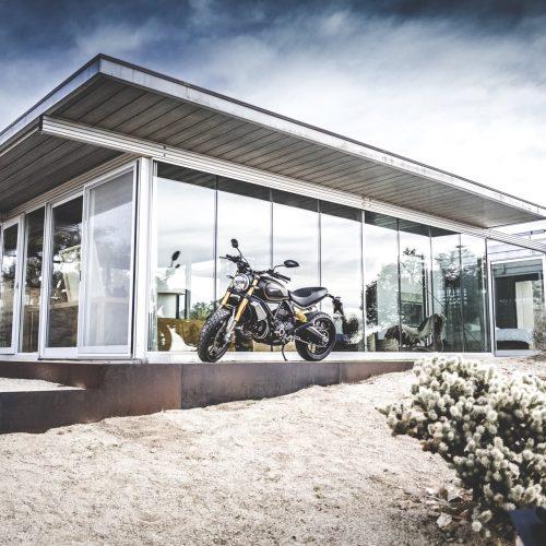 2021 Ducati Scrambler 1100 Sport Gallery Image 2