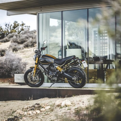 2021 Ducati Scrambler 1100 Sport Gallery Image 3