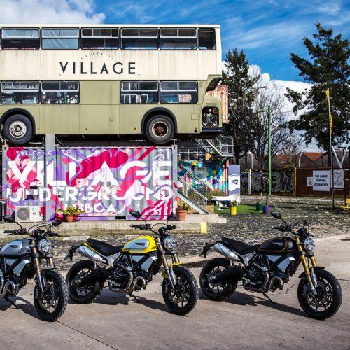 2020 Ducati Scrambler 1100 Gallery Image 1