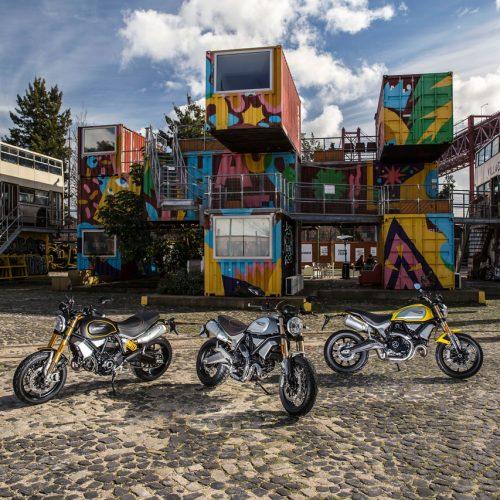 2020 Ducati Scrambler 1100 Gallery Image 2
