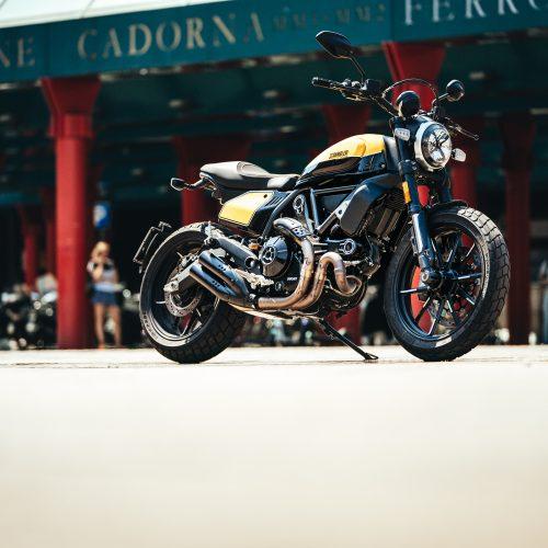 2020 Ducati Scrambler Full Throttle Gallery Image 3