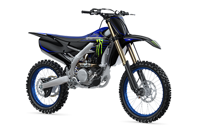 2021 Yamaha YZ250F Monster Energy Yamaha Racing Edition