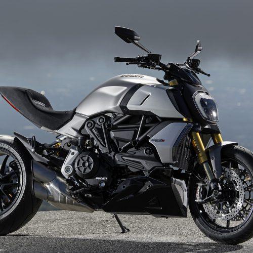 2020 Ducati Diavel 1260 Gallery Image 1