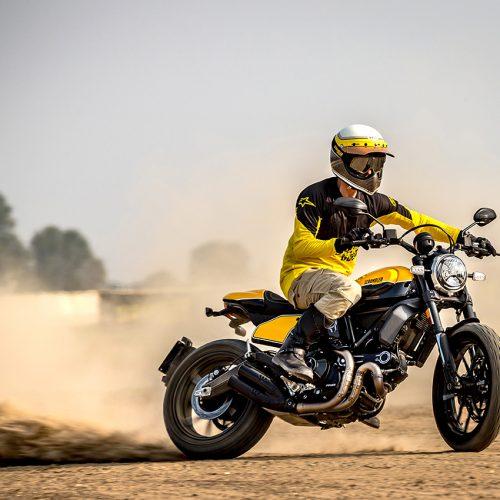 2020 Ducati Scrambler Full Throttle Gallery Image 1