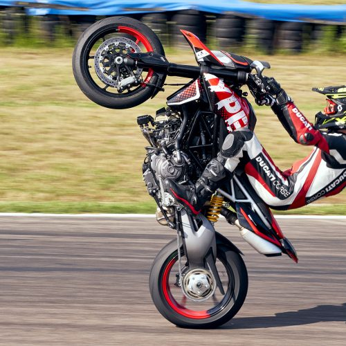 2021 Ducati Hypermotard 950 RVE Gallery Image 3