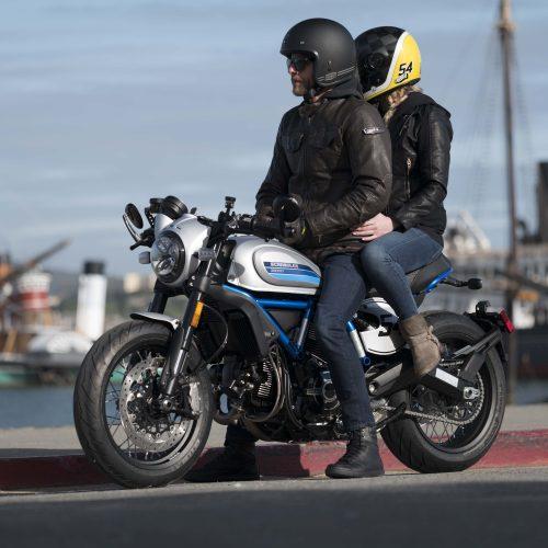 2021 Ducati Scrambler Café Racer Gallery Image 1