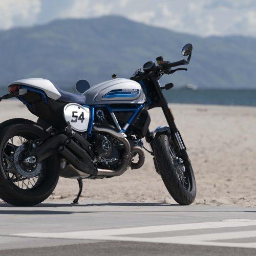 2021 Ducati Scrambler Café Racer Gallery Image 3