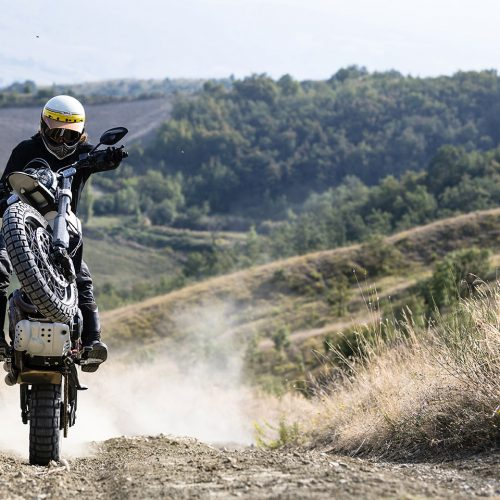 2020 Ducati Scrambler Desert Sled Gallery Image 1