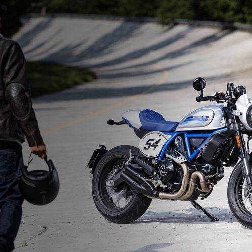 2021 Ducati Scrambler Café Racer Gallery Image 4