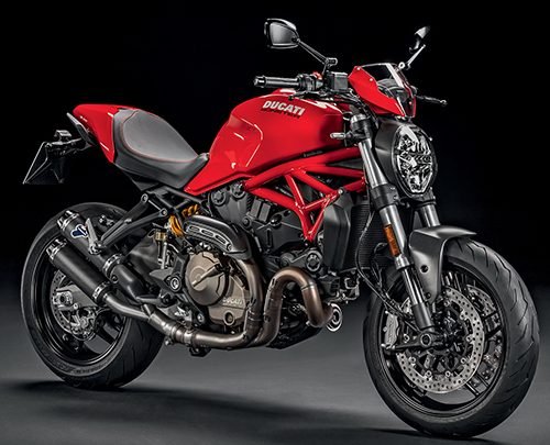 2020 Ducati Monster 821 Gallery Image 2
