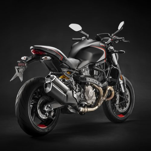 2021 Ducati Monster 821 stealth Gallery Image 1