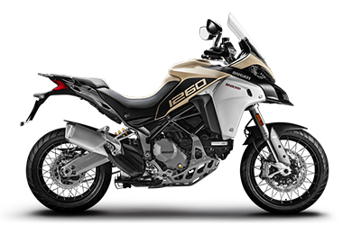 2021 Ducati Multistrada 1260 Enduro