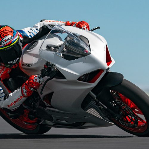 2020 Ducati Panigale V2 Gallery Image 1