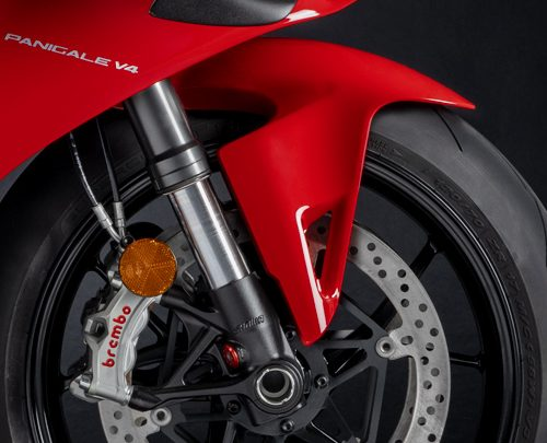 2021 Ducati Panigale V4 Gallery Image 2