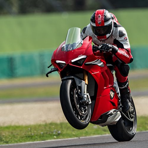 2020 Ducati Panigale V4 S Gallery Image 2