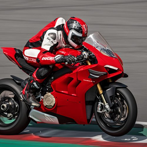 2020 Ducati Panigale V4 S Gallery Image 4