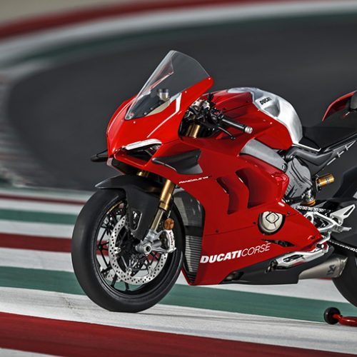 2020 Ducati Panigale V4 R Gallery Image 1
