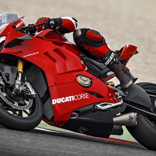2020 Ducati Panigale V4 R Gallery Image 2