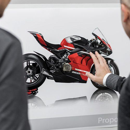 2021 Ducati Superleggera V4 Gallery Image 4