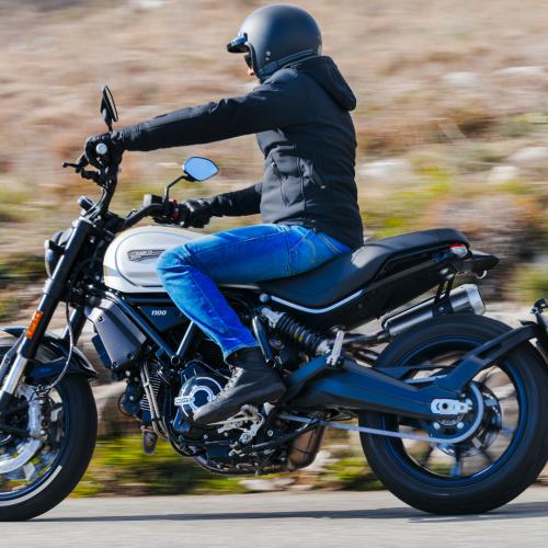 2021 Ducati Scrambler 1100 PRO Gallery Image 2