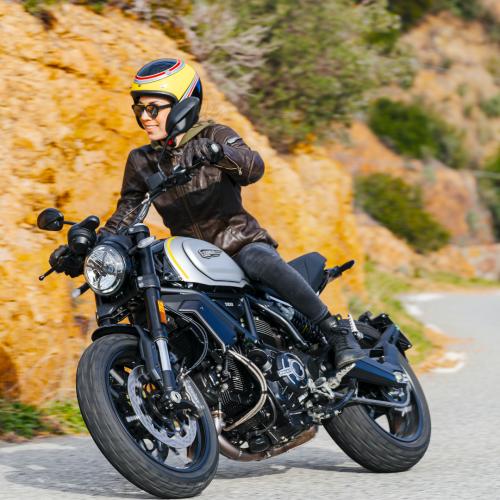 2021 Ducati Scrambler 1100 PRO Gallery Image 3