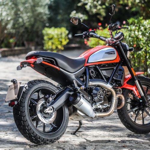 2021 Ducati Scrambler Icon Gallery Image 4