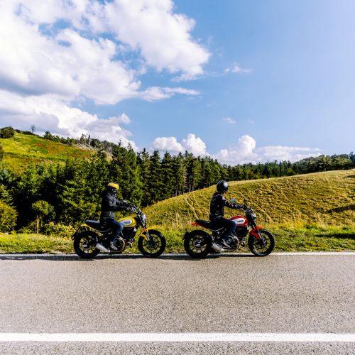 2021 Ducati Scrambler Icon Gallery Image 1