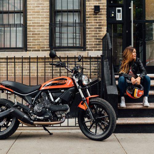 2021 Ducati Scrambler Sixty2 Gallery Image 1