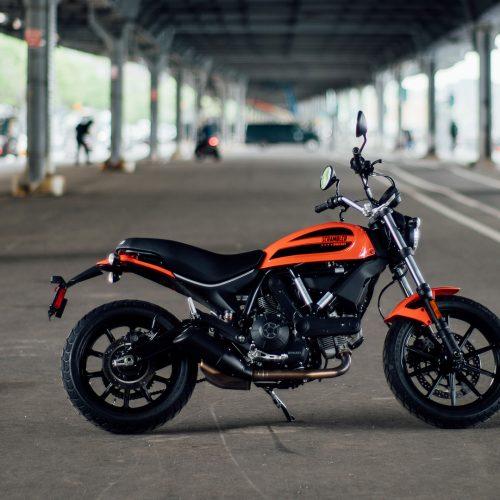 2021 Ducati Scrambler Sixty2 Gallery Image 4