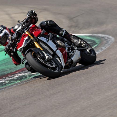 2021 Ducati Streetfighter V4 S Gallery Image 4