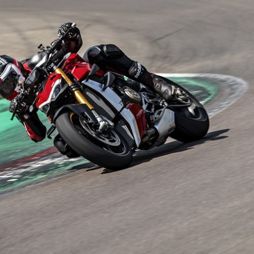 2021 Ducati Streetfighter V4 Gallery Image 1