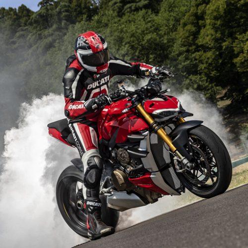 2021 Ducati Streetfighter V4 S Gallery Image 1