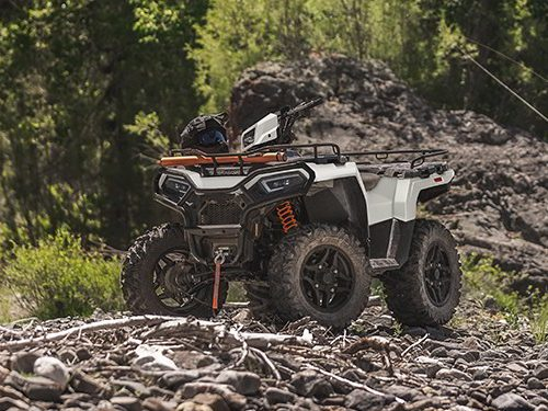 2021 Polaris Sportsman 570 Gallery Image 1
