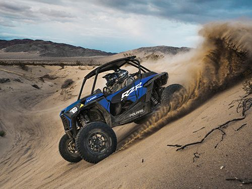 2021 Polaris RZR Turbo S Gallery Image 1