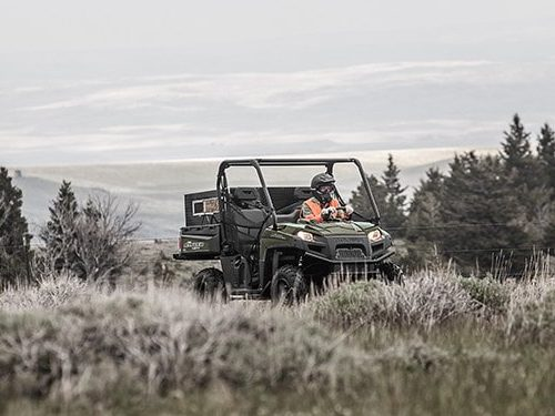 2021 Polaris RANGER 570 Full-Size Gallery Image 1