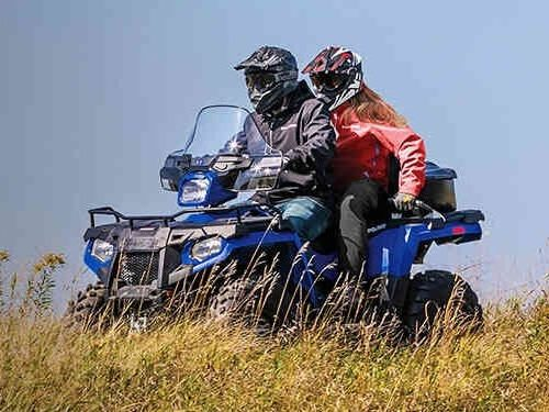 2021 Polaris Sportsman Touring 570 Gallery Image 2