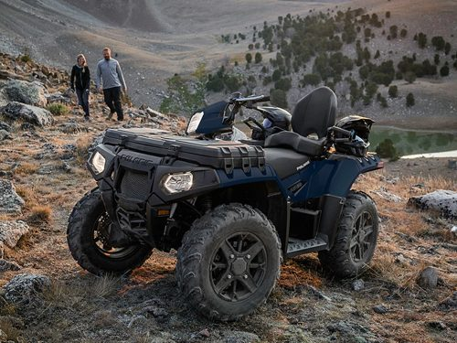 2021 Polaris Sportsman Touring 850 Gallery Image 1