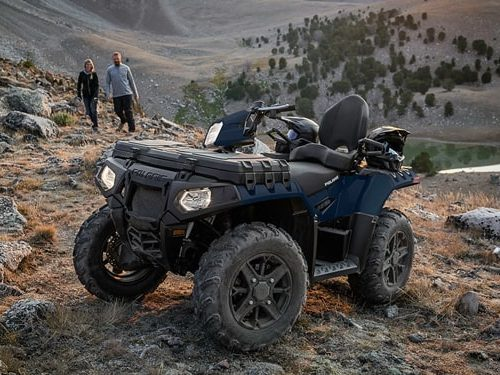 2021 Polaris Sportsman Touring 850 Gallery Image 2