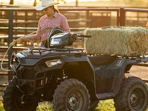 2021 Polaris Sportsman 570 Gallery Image 2