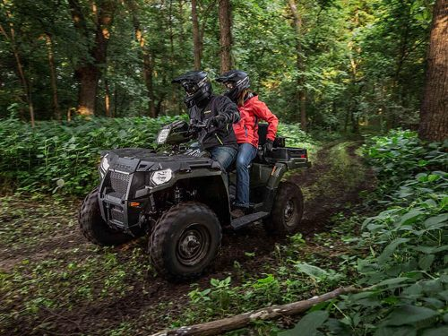 2021 Polaris Sportsman X2 570 Gallery Image 2
