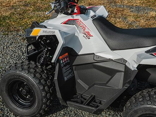 2021 Polaris Outlaw 70 EFI Gallery Image 3